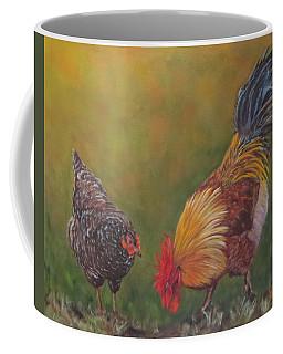 Biltmore Chickens  Coffee Mug
