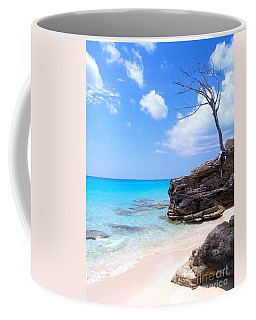 Bimini Beach Coffee Mug