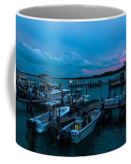 Bimini Big Game Club Docks After Sundown Coffee Mug