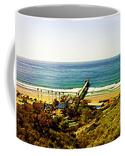 Birch Aquarium At La Jolla Coffee Mug