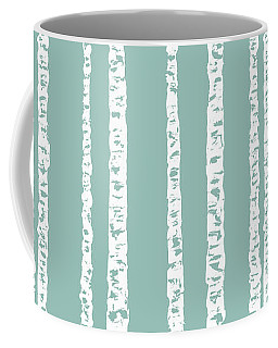 Birches Di Coffee Mug