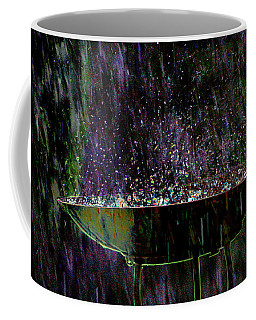 Bird Bath Explosion Coffee Mug