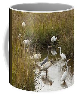 Bird Brunch Coffee Mug