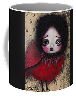 Bird Girl #1 Coffee Mug