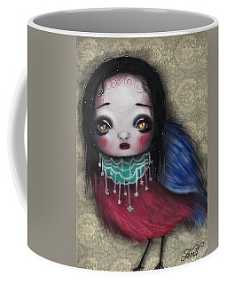 Bird Girl #2 Coffee Mug