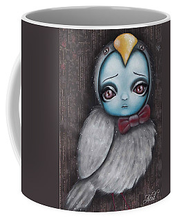 Bird Girl #3 Coffee Mug