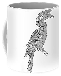 Bird Hornbill Coffee Mug