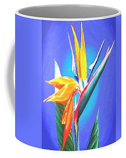 Bird Of Paradise Flower Coffee Mug