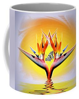 Coffee Mug featuring the photograph Bird Of Paradise by Joyce Dickens