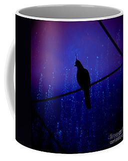 Bird On The Wire ... Coffee Mug