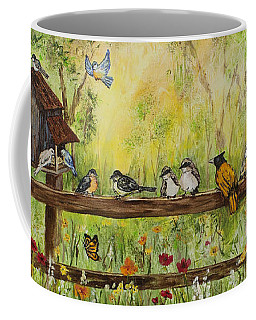 Bird Song Coffee Mug