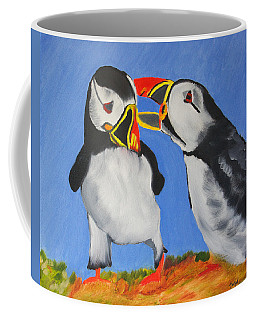 A Mother's Love Coffee Mug by Meryl Goudey