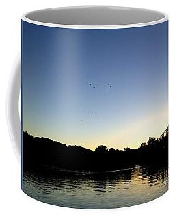 Birds And Blues Coffee Mug