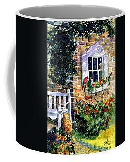 Bird's Eye View Coffee Mug by Marilyn Smith