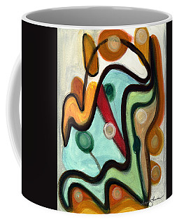 Birds In Flight Coffee Mug