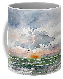 Birds Rising IIi Coffee Mug