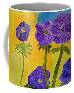 Birthday Memory Coffee Mug by Meryl Goudey