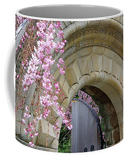 Coffee Mug featuring the photograph Bishop's Gate by John S
