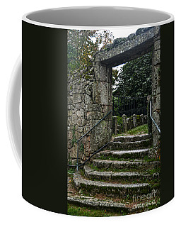 Bishop's Palace Gardens Coffee Mug