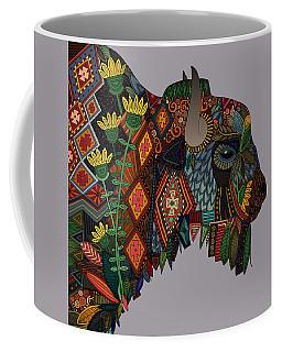 Bison Heather Coffee Mug