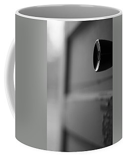 Black And White Door Handle Coffee Mug
