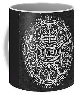Black And White Oreo Coffee Mug