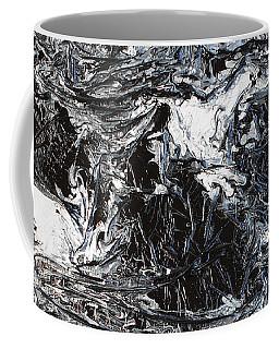 Black And White Series 3 Coffee Mug