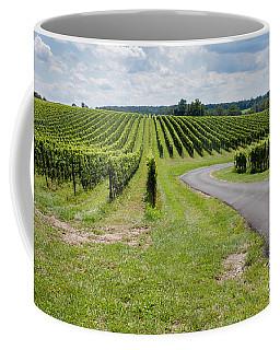 Maryland Vinyard In August Coffee Mug
