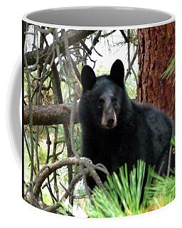 Black Bear 1 Coffee Mug