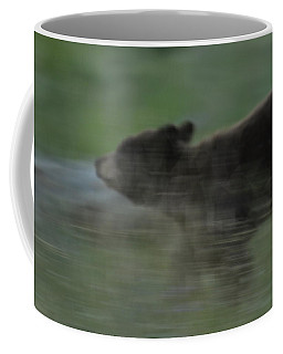 Black Bear Cub Coffee Mug