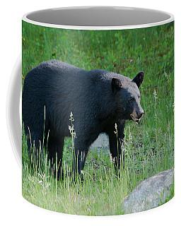Black Bear Female Coffee Mug