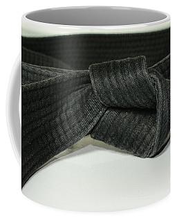Black Belt Coffee Mug