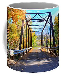 Black Bridge Coffee Mug