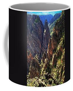 Black Canyon Of The Gunnison National Park I Coffee Mug