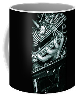 Black Cobra - Ford Cobra Engines Coffee Mug