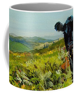 Black Cow Dartmoor Coffee Mug
