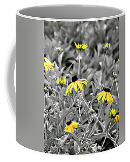 Black-eyed Susan Field Coffee Mug