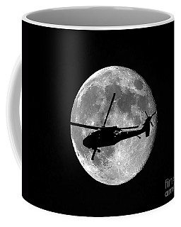 Black Hawk Moon Coffee Mug by Al Powell Photography USA
