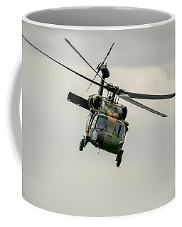 Black Hawk Swoops Coffee Mug