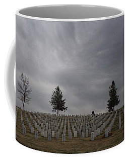 Black Hills Cemetery Coffee Mug