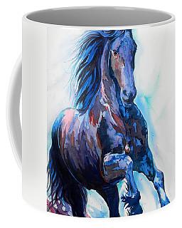 F R E S S I A N  . B L U E Coffee Mug