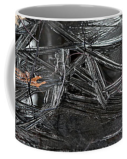 Black Ice Coffee Mug