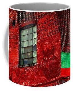 Black Kat Coffee Mug by Robert Geary