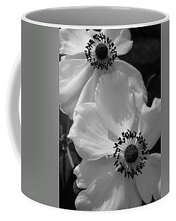Black On White Coffee Mug