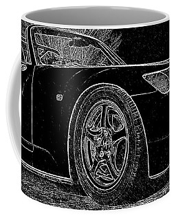 Black S2000 Coffee Mug