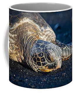 Black Sand Nap Coffee Mug