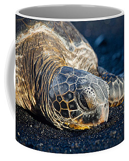 Black Sand Nap Coffee Mug