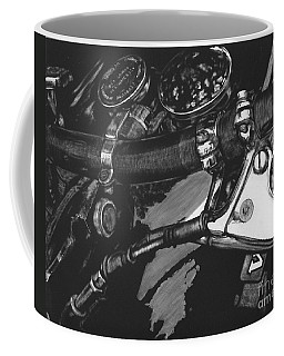 Black Shadow 1 Coffee Mug