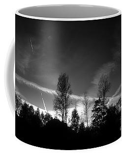Black Sky Coffee Mug