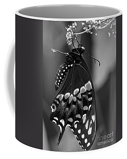 Black Swollowtail  Coffee Mug